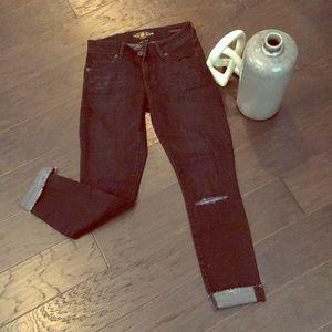 Like New Lucky Lolita Capri Jeans 👖🌸